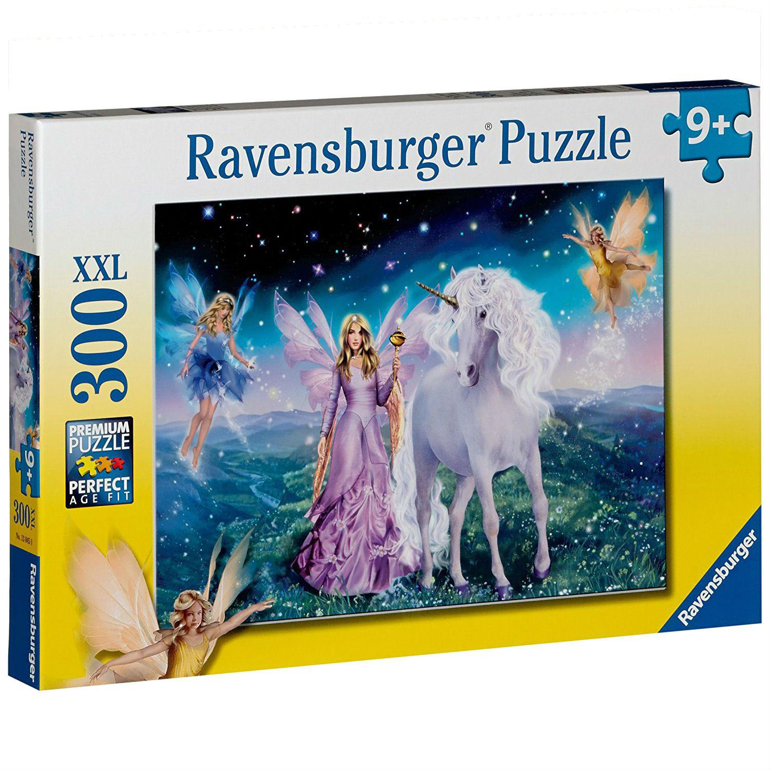 Ravensburger Mystical Unicorns Puzzle 300 Piece