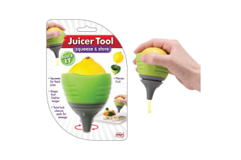 Jokari Juicer Tool Hand Held Citrus Lemon Limes Juicer