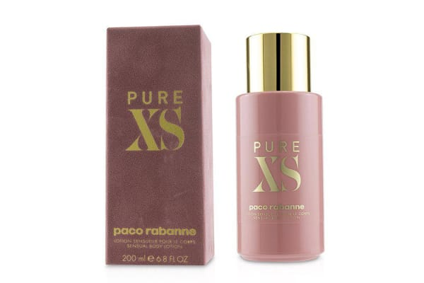Paco Rabanne Pure XS for Her Sensual Body Lotion 200ml/6.8oz