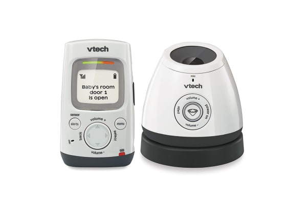 Vtech BM5000 Safe & Sound Audio Monitor With Vsmart Wire-Free Home Monitoring