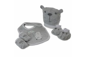 Bubba Blue Beary Happy Newborn Layette Gift Set