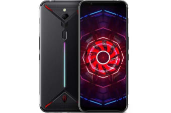 Nubia Red Magic 3 NX629J 6GB Ram 128GB Rom Dual Sim Gaming Phone - Black