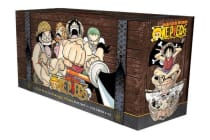 One Piece Box Set - East Blue and Baroque Works (Volumes 1-23 with premium)