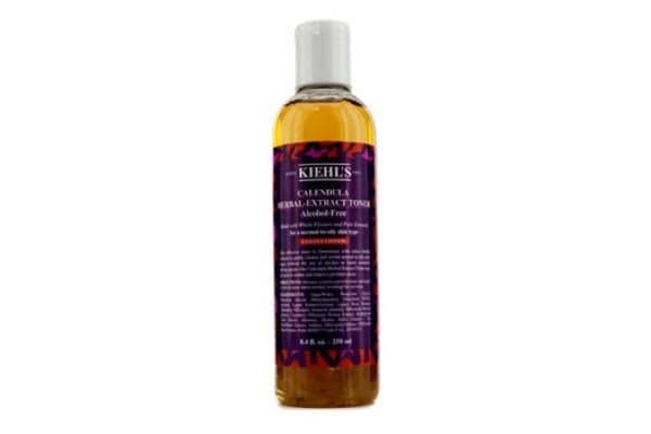 Kiehl's Calendula Herbal Extract Alcohol-Free Toner - N/O Skin (Limited Edition) (250ml/8.4oz)