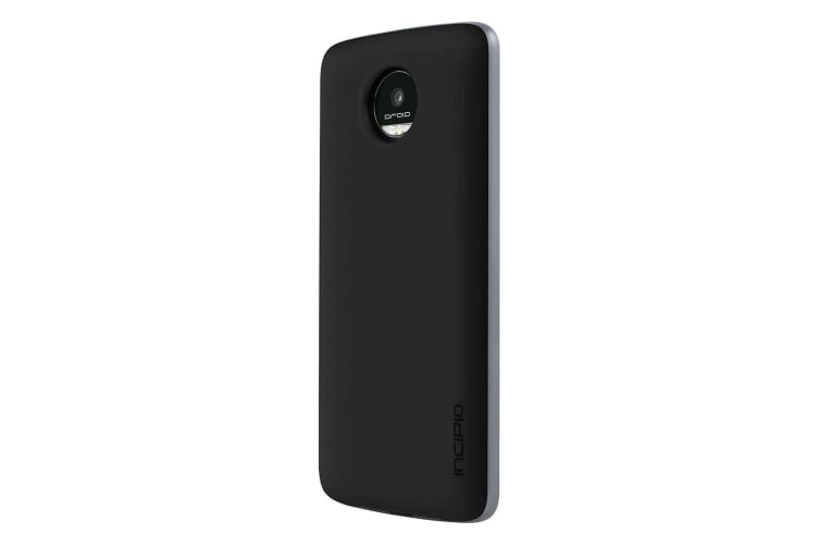 Incipio Offgrid Power Pack w/ Wireless Charging Moto Mods For Moto Z Series - Black