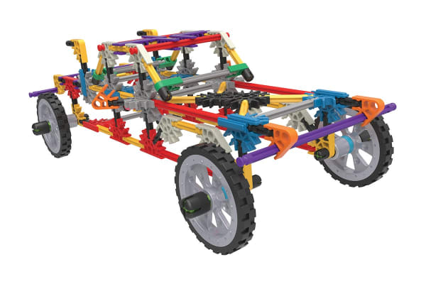 K'Nex Creation Zone 50 Model Building Set