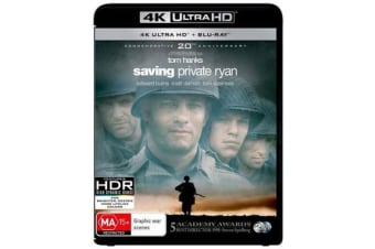 Saving Private Ryan (4K UHD/Blu-ray)