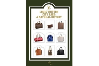 Louis Vuitton City Bags - A Natural History