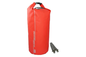 Overboard 40 Litre Dry Tube RED