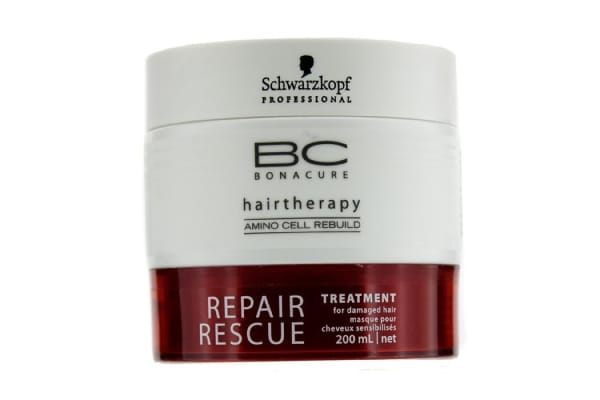 Schwarzkopf BC Repair Rescue Treatment (For Damaged Hair) (200ml/6.7oz)