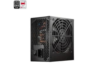 FSP 750W RAIDER II 80+ Silver 120mm FAN ATX PSU. 1 x (4+4) EPS, 4 x (6+2) PCI-E,10 x SATA,  5 Years Warranty