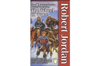 The Wheel of Time, Boxed Set III, Books 7-9 - A Crown of Swords, the Path of Daggers, Winter's Heart