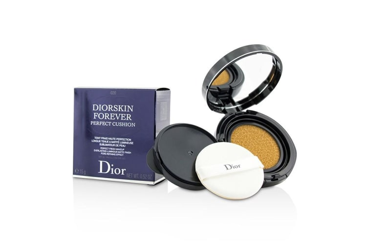 Christian Dior Diorskin Forever Perfect Cushion SPF 35 - # 020 Light Beige 15g