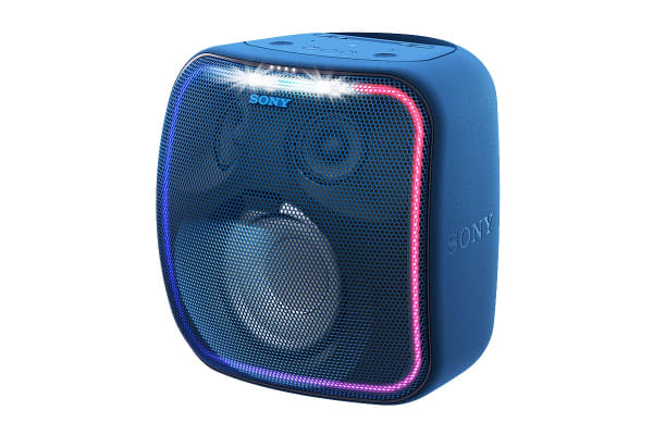 Sony Extra Bass™ Google Assistant built-in Bluetooth® Speaker - Blue (XB501G)