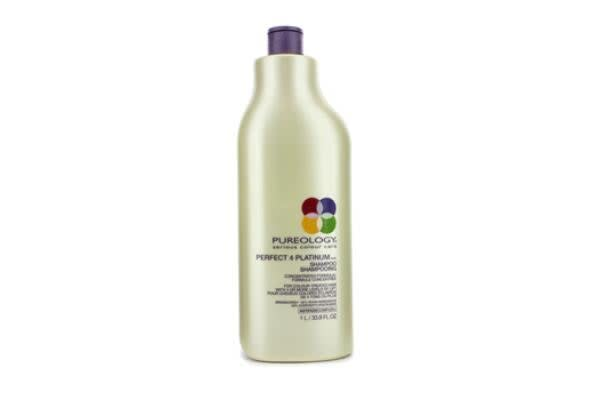 Pureology Perfect 4 Platinum Shampoo (For Colour-Treated Hair) (1000ml/33.8oz)