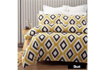 Ikat Quilt Cover Set by Phase 2