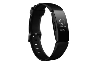 Fitbit Inspire HR Heart Rate + Fitness Tracker - Black