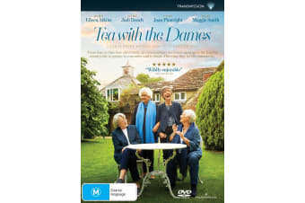 Tea With The Dames DVD DVD Region 4