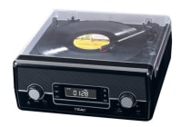 TEAC 3 Speed Turntable with CD,USB & FM Radio (LPU19CD)