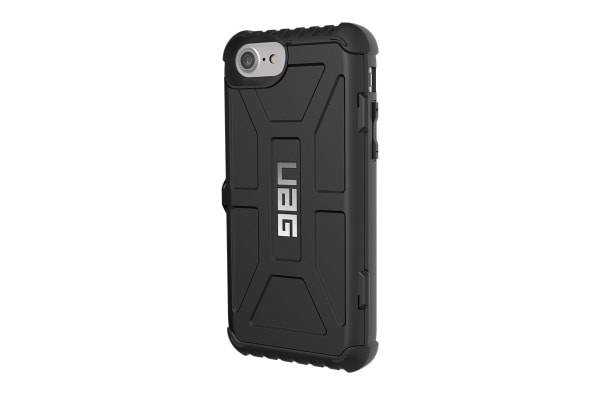 promo code 399ef eb0a4 UAG iPhone 7/6/6s Trooper Case - Black