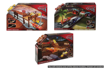 Cars Movie Scene playset (Assorted)
