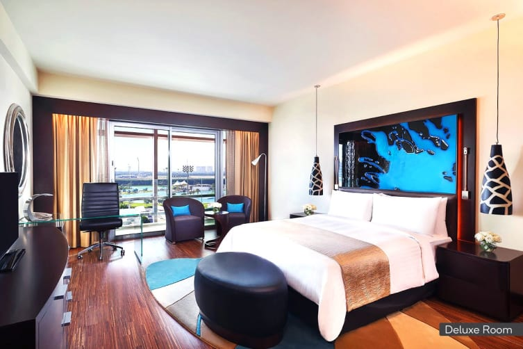 ABU DHABI: 1 Night Stopover Accommodation Package for Two (High Season)