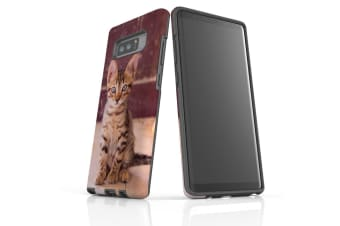 For Samsung Galaxy Note 8 Case  Protective Back Cover  Dragon Li Kitten