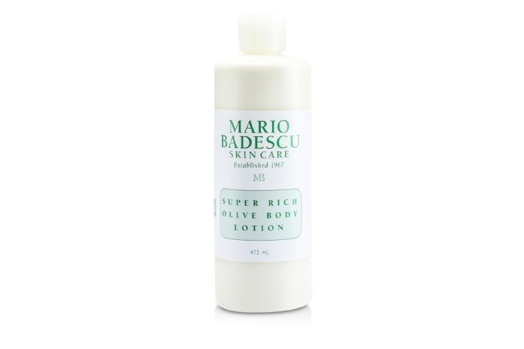 Mario Badescu Super Rich Olive Body Lotion - For All Skin Types 472ml/16oz