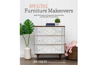 Amazing Furniture Makeovers - Easy DIY Projects to Transform Thrifted Finds into Beautiful Custom Pieces