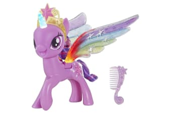 My Little Pony Rainbow Wings Twilight Sparkle Pony Figure