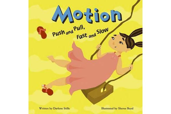 Motion - Push and Pull, Fast and Slow