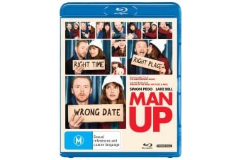 Man Up Blu-ray Region B