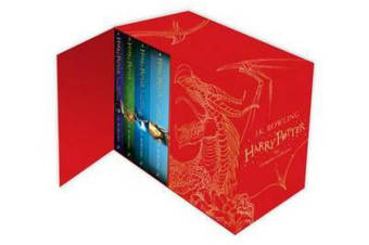 Harry Potter Box Set - The Complete Collection Children's Hardback