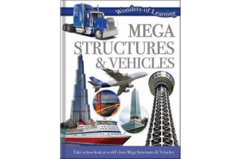 Wonders of Learning: Discover Megastructures - Reference Omnibus
