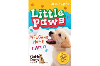 Little Paws 1 - Welcome Home, Harley