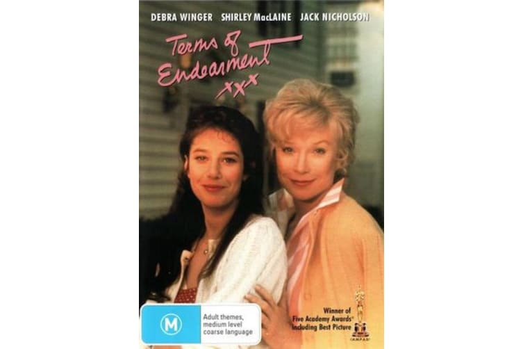Terms of Endearment - Rare- Aus Stock DVD PREOWNED: DISC LIKE NEW