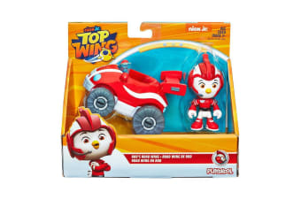 Playskool Top Wing Rod's Road Wing