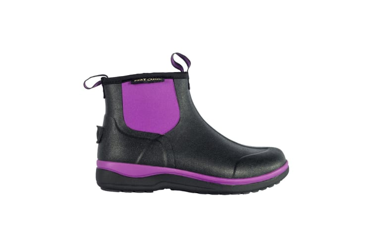 Noble Outfitters Womens/Ladies Muds Stay Cool 6 Boots (Blackberry) (4 UK)