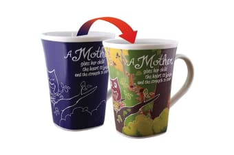 Colour Changing Story Mug - Mother