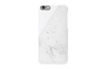 Native Union iPhone 6/S Clic Marble Case - White