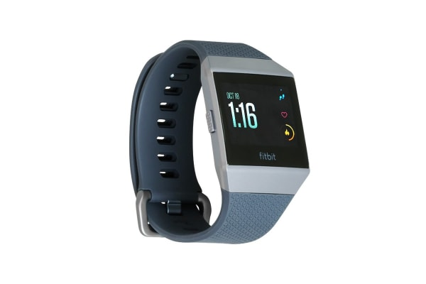 Fitbit Ionic (Blue Gray/Silver Gray)