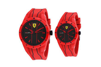Ferrari Scuderia Men and Women's Classic Set