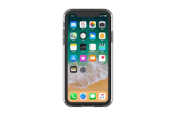 Cygnett AeroShield Slim Protective Case for iPhone XR - Crystal (CY2601CPAEG)