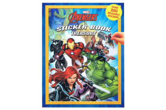 Avengers Sticker Book Treasury