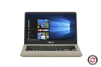 "Refurbished ASUS 14"" Vivobook Slim K410UA Core i5-8250U 8GB RAM 256GB Notebook"