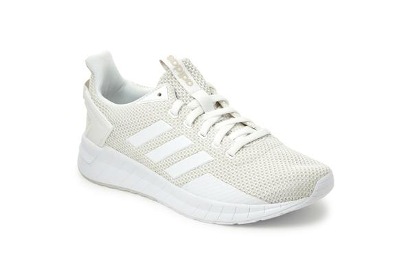 buy popular 99925 623fd Adidas Womens Questar Ride Shoes (Ftwr whiteftwr whitegrey one, Size