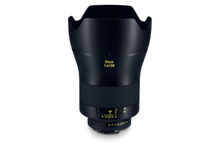 New Carl Zeiss Otus ZF.2 1.4/28mm Lens For Nikon (FREE DELIVERY + 1 YEAR AU WARRANTY)