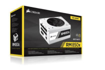 Corsair 850W RMX White 80+ Gold Fully Modular 135mm FAN ATX PSU 10 Years Warranty