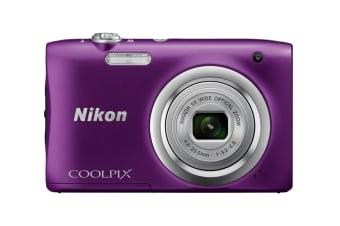 Nikon Coolpix A100 Camera (Purple)