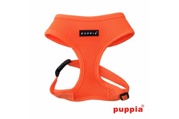 Puppia Neon Dog Harness Orange - L